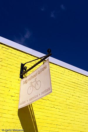 Bike Shop - Old Town, Alexandria, VA, USA