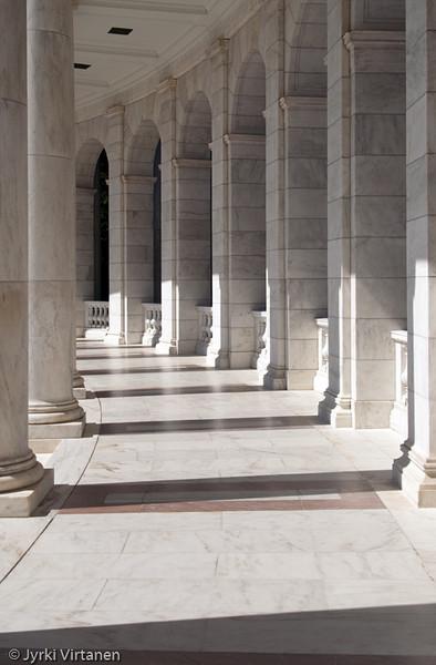 Memorial Amphitheater - Arlington Cemetery, Washington, DC, USA