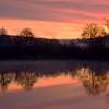 Sunrise on the Skagit River