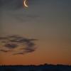 Moonrise sunrise