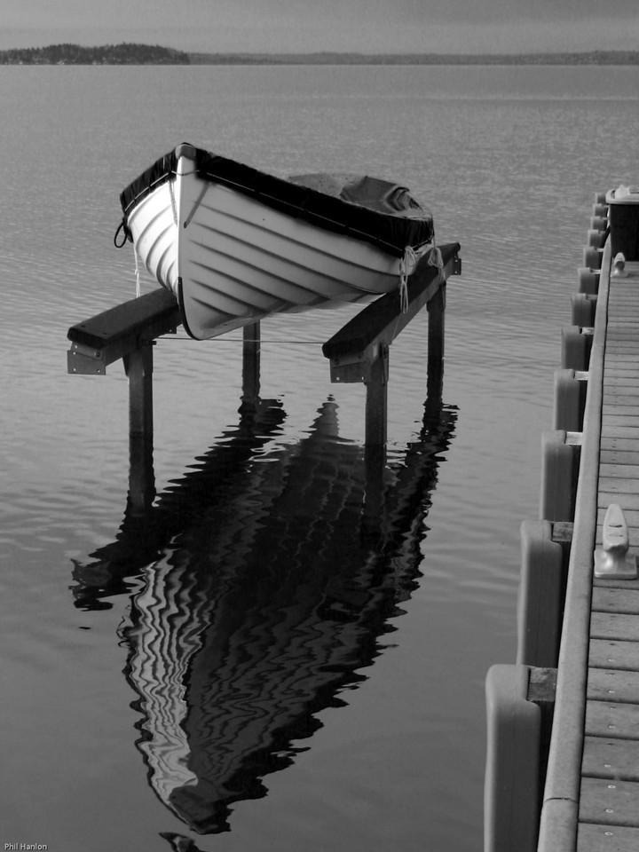 1B&W Boat lift