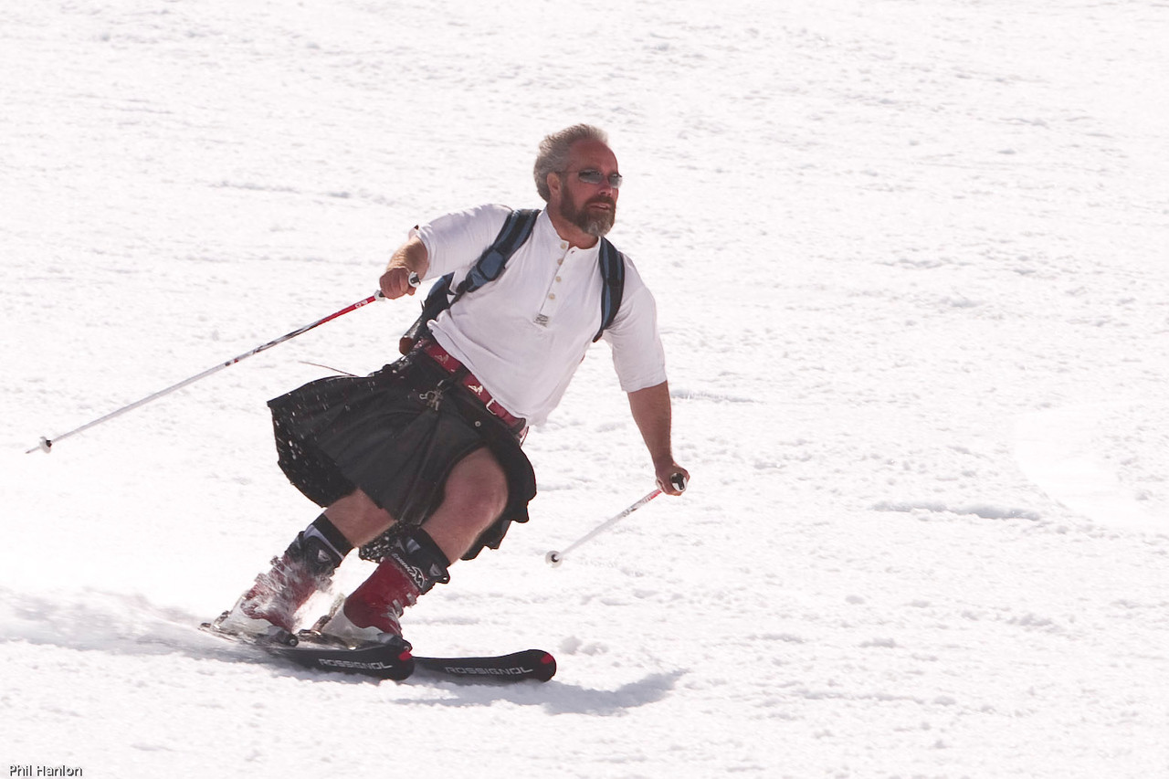 Scottish Skier 2009