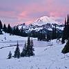 Chinook Pass Sunrise