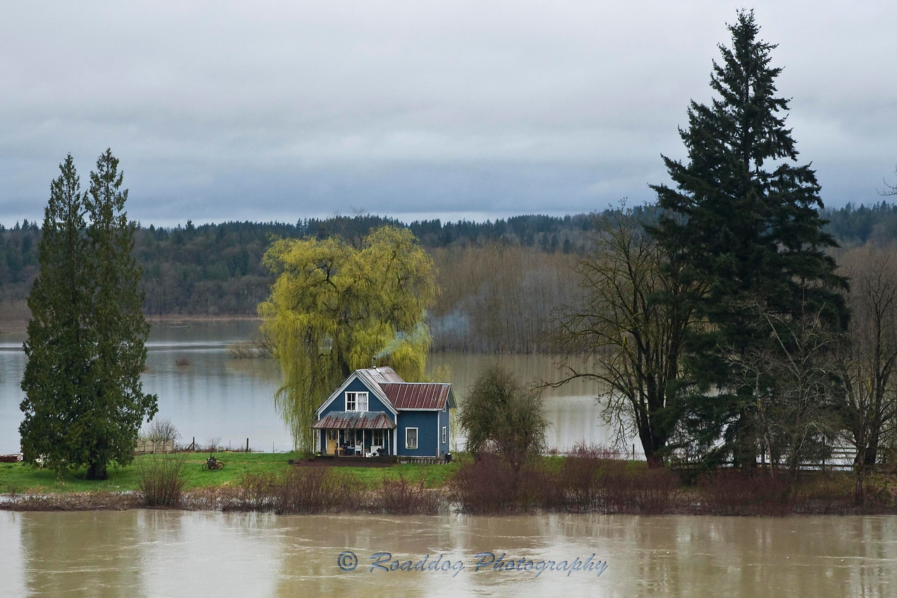Snoqualmie River Floods