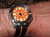My Seiko Orange Monster.