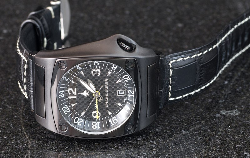 Chase Durer GMT Wing PVD