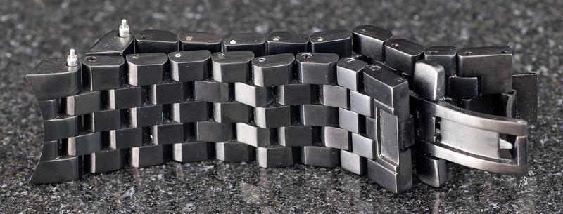 Ocean7 LM2-GMTSE titanium bracelet