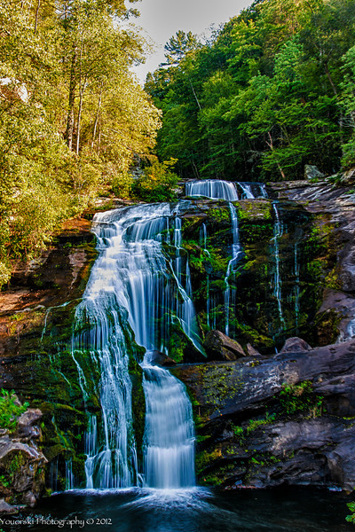 Bald River Falls, Tellico Plains TN