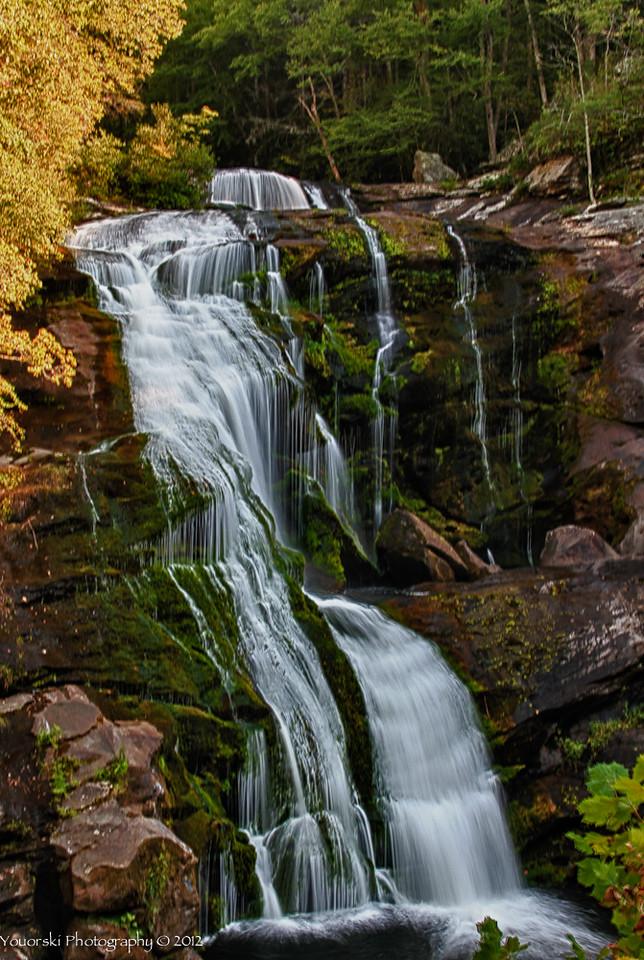 Bald River Falls, Tellico Plains TN