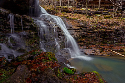 Dismal Hollow Falls