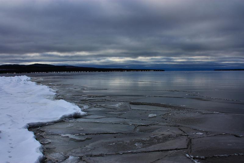 Harmony Bay Lake Superior