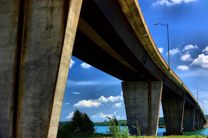 Bridge to St.Joe's Isl.