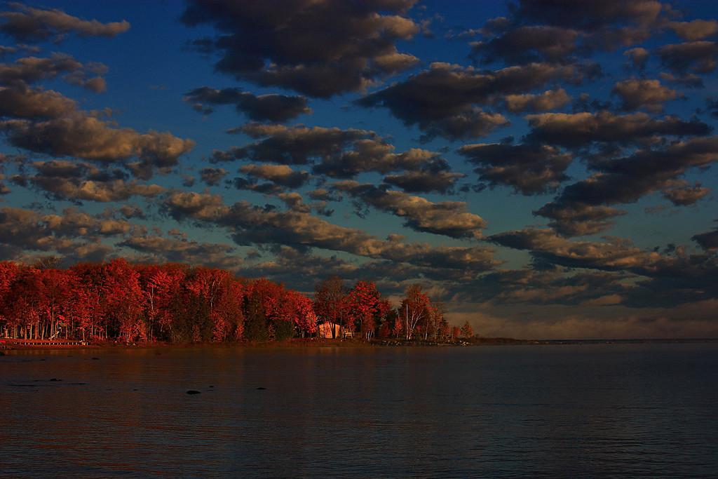 Marlette Bay Lake Superior