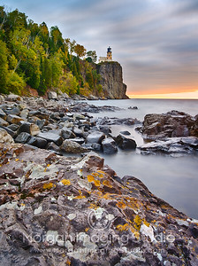 Early Morning at Split Rock Lighthouse, Minnesota