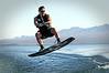 wake board jump