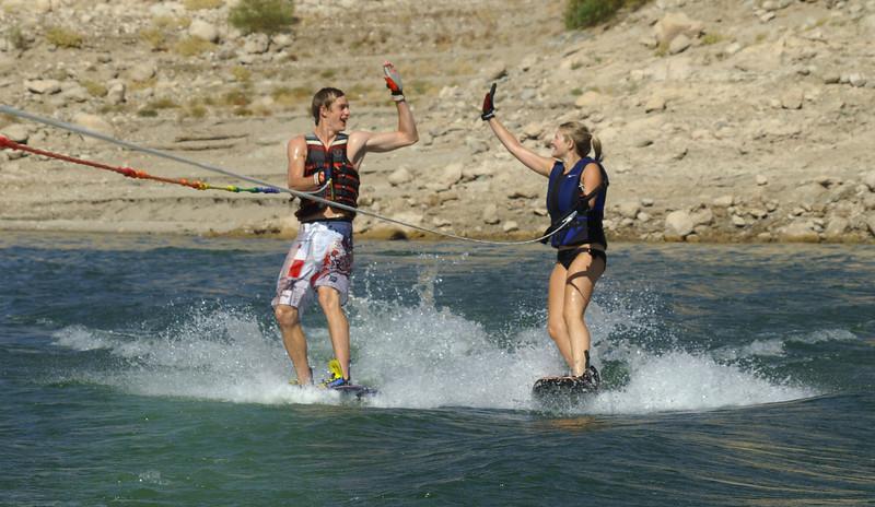 wake board high five