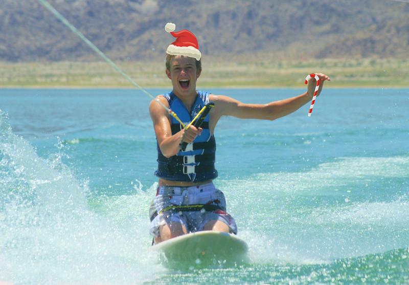 knee board santa