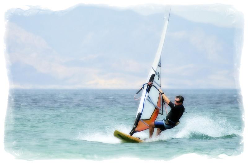 wind surfer dream