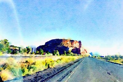 Butte
