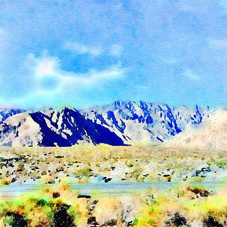 Mount San Jacinto, Palm Springs, CA