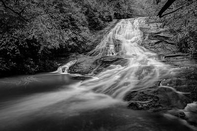 Helton Creek Falls (lower falls)
