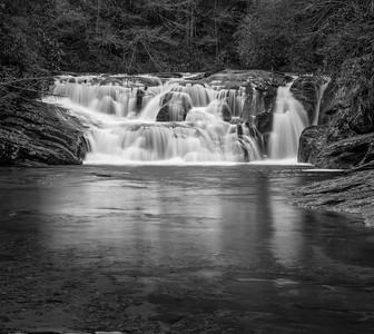 Dicks Creek Falls