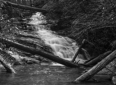 Falls on  Falls Creek