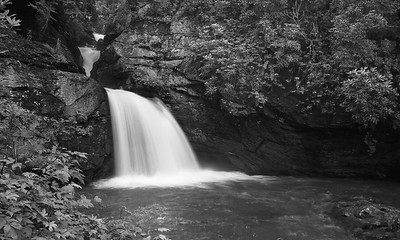Falls on Bigh Creek