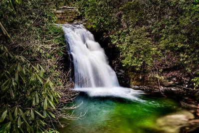 Blue Hole Falls