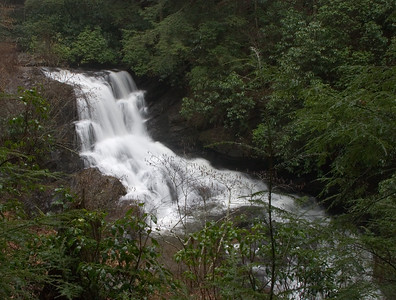 Falls on Canada Creek