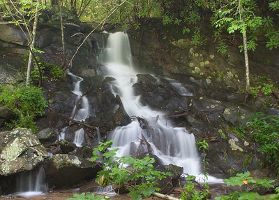 Barnes Creek Falls