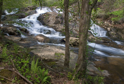 Clay Creek Falls