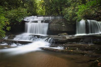 Falls on Crow Creek