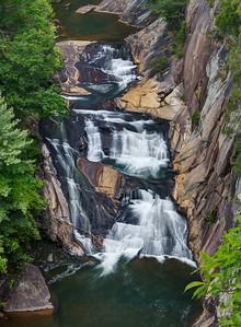 L'Eau d'Or Falls