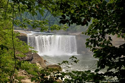 Nikon D70, Cumberland Falls.