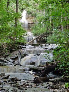 Tioga Falls. Fort Knox Kentucky  USA. Sony DSC-717
