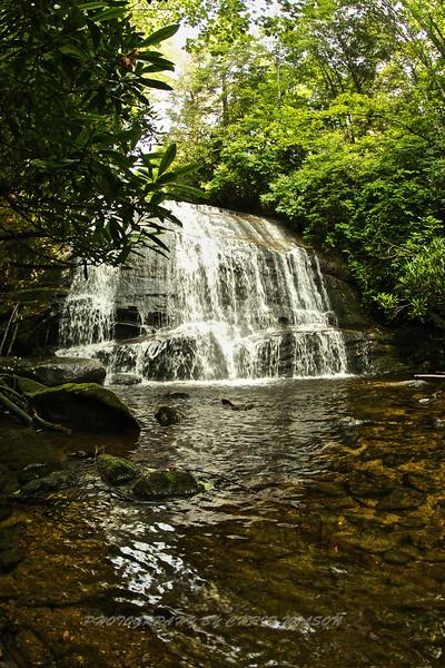 WNC Waterfall 9 HDR