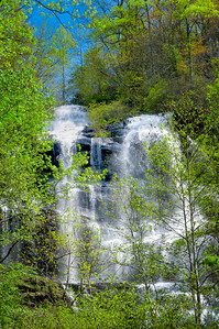 """Amicalola Falls #2"""