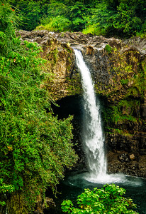"""Hawaiian Waterfall #2"""