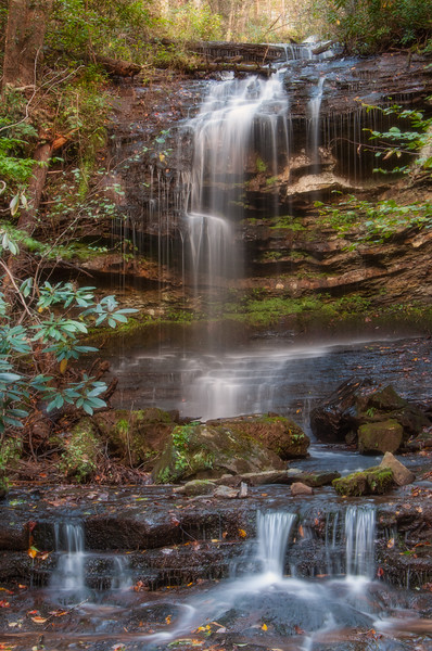 Brushy Run Waterfall