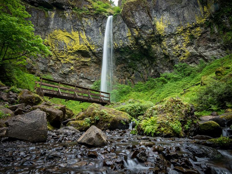 Elowah Falls 4