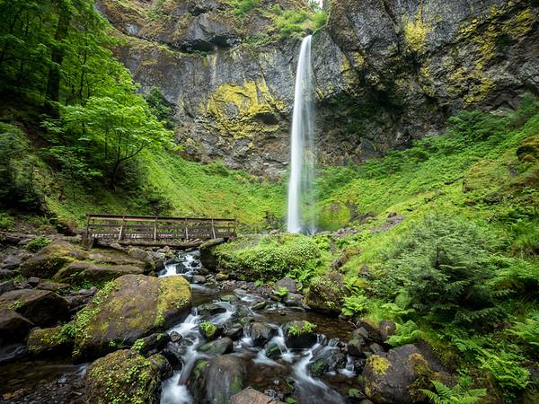 Elowah Falls 1
