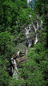 """""""Dukes Creek Falls #2"""