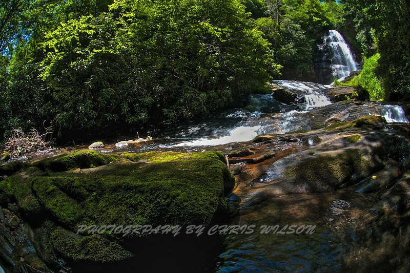 WNC Waterfall 6 HDR