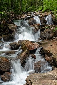"""Amicalola Creek #2"""