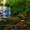 WNC Waterfall 12 HDR
