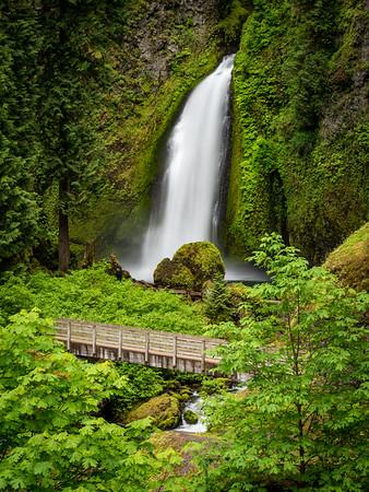 Wahclella Falls 3