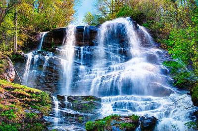 """Amicalola Falls #3"""