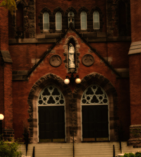 St Mary's Church, Kitchener, Canada