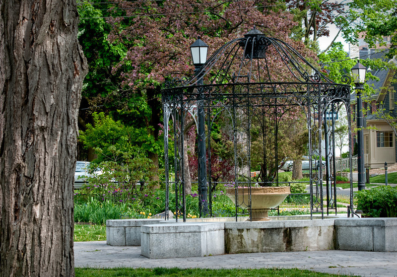 The Little Park, Kitchener, Canada  -named Berlin until the First World War